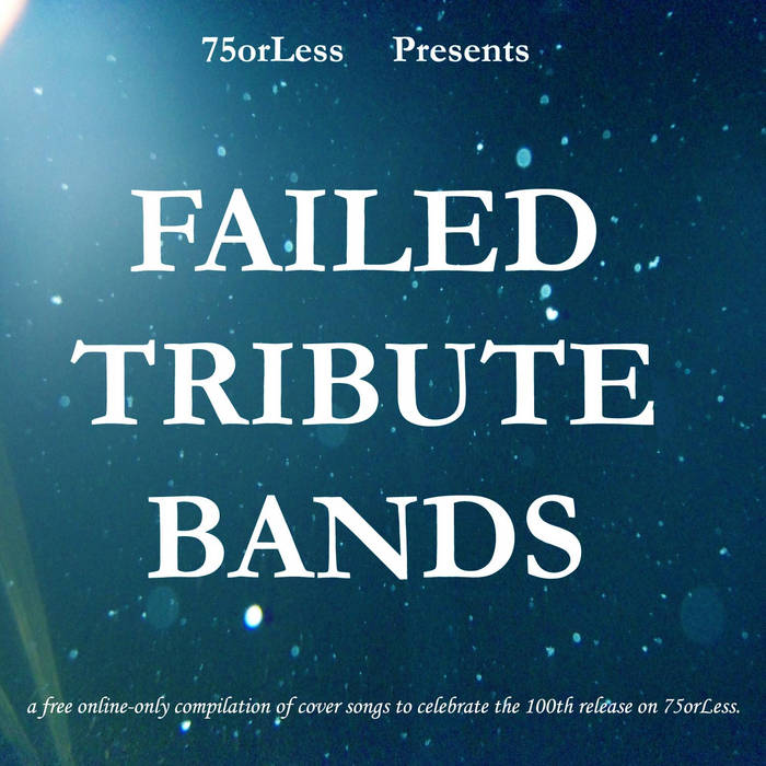 Failed Tribute Bands compilation cover art