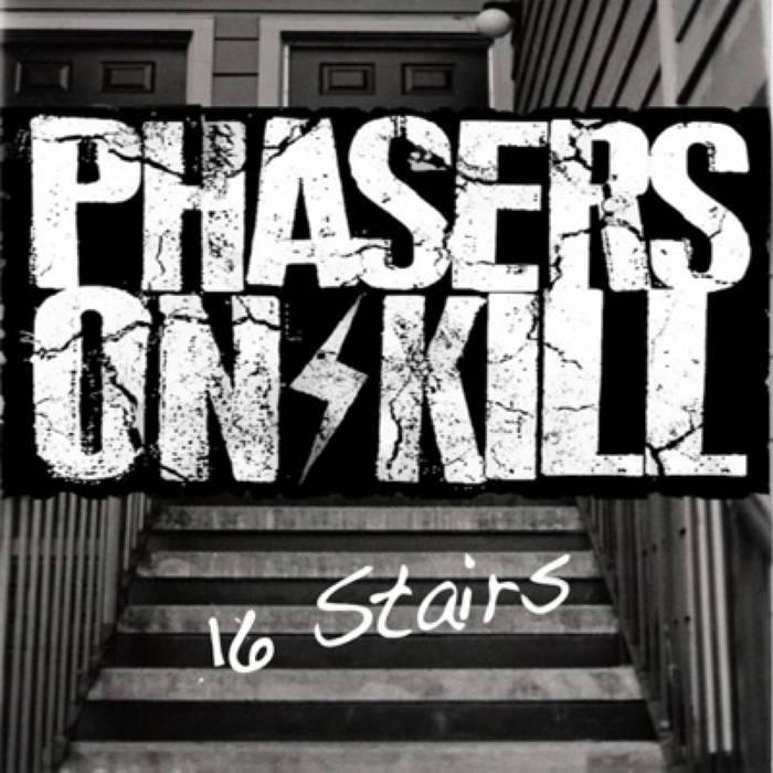 16 Stairs cover art