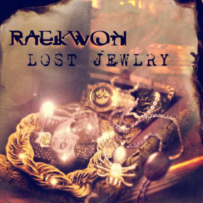 Lost Jewlry | Raekwon cover art
