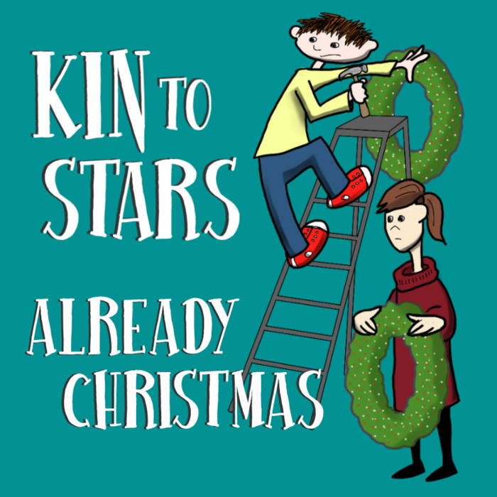 Already Christmas cover art