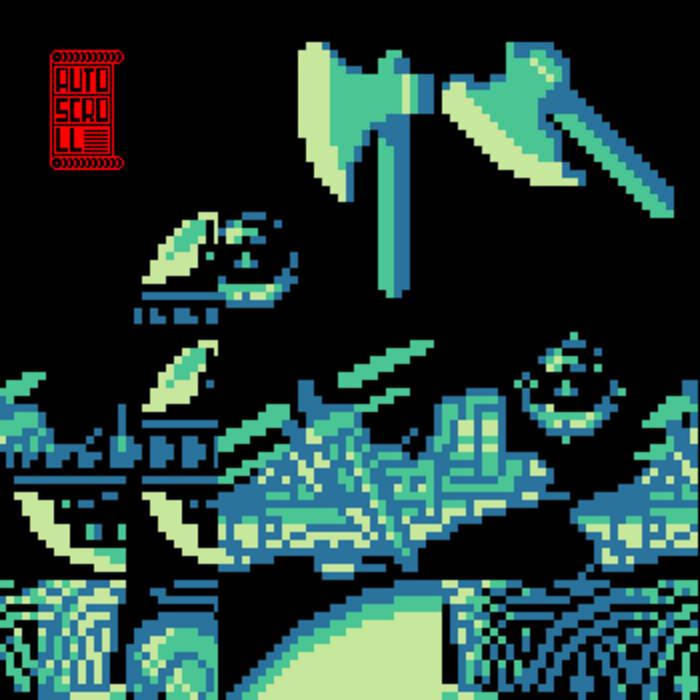 Autoscroll cover art