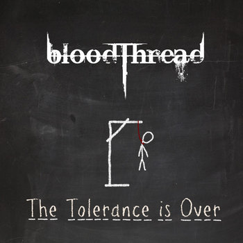 The Tolerance is Over cover art