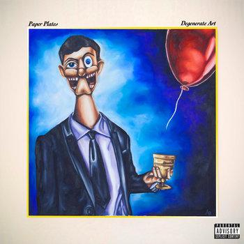 Degenerate Art EP (Prod. Juna Cosmos) cover art