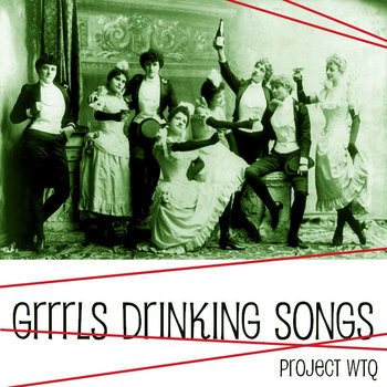Grrrls Drinking Songs cover art