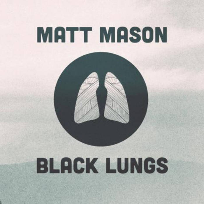 Black Lungs EP cover art