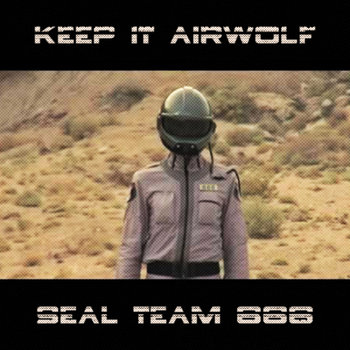 Keep it AIRWOLF cover art