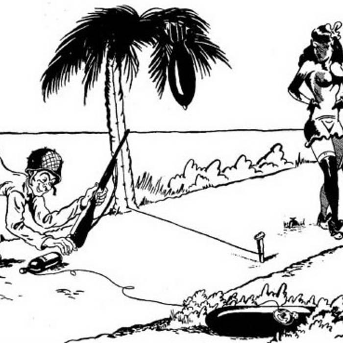 Trap Island cover art