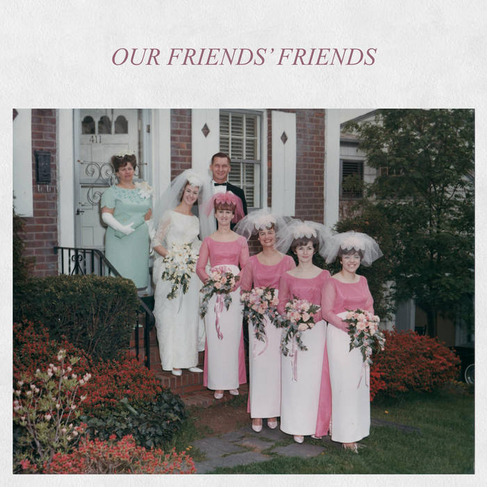 Our Friends' Friends cover art
