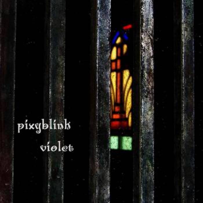 violet cover art