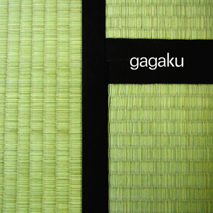 Gagaku cover art