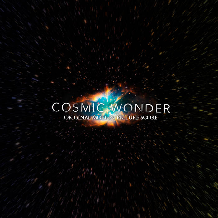 Cosmic Wonder - Original Score cover art