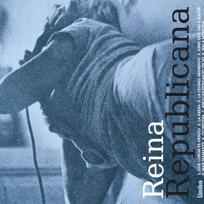 Reina republicana cover art