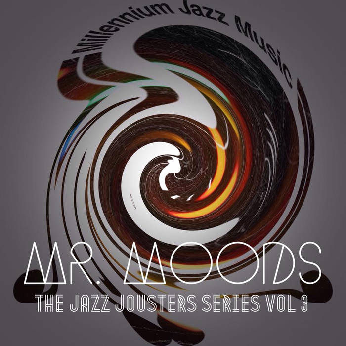 Jazz jousters series vol 3 cover art