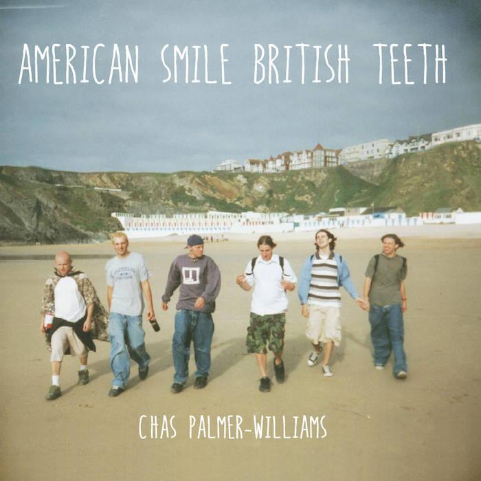 American Smile, British Teeth cover art