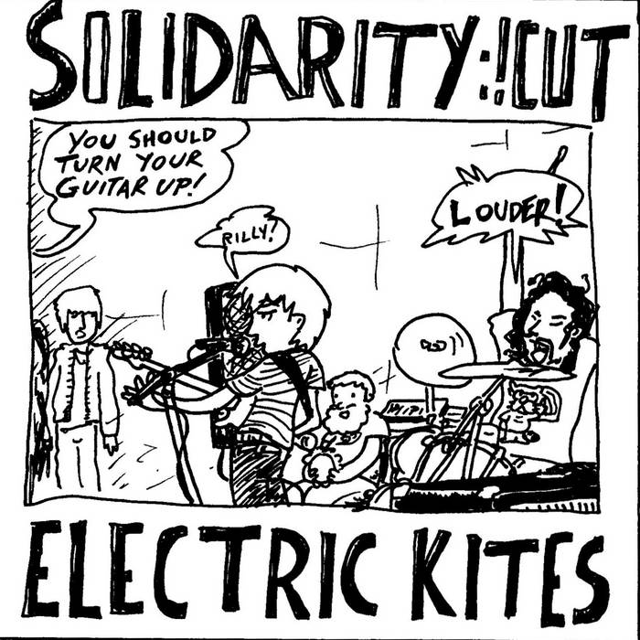 Solidarity:! Cut cover art