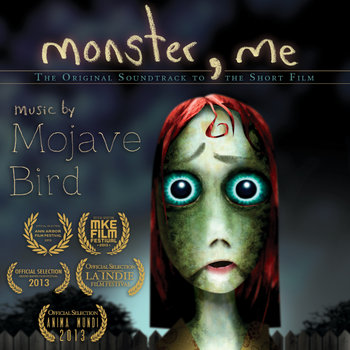 Monster, Me (soundtrack) cover art