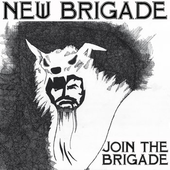 "SFU088 NEW BRIGADE ""Join The Brigade"" cover art"