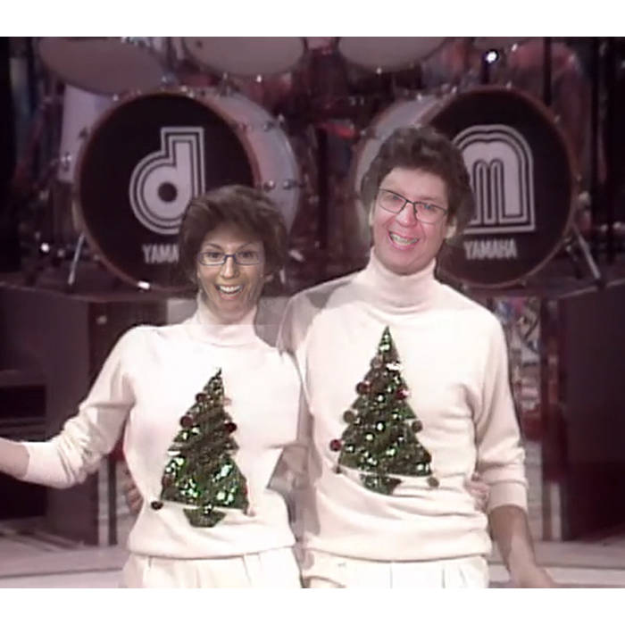Christmas  with The Austins  2015, Donny and Marie style cover art