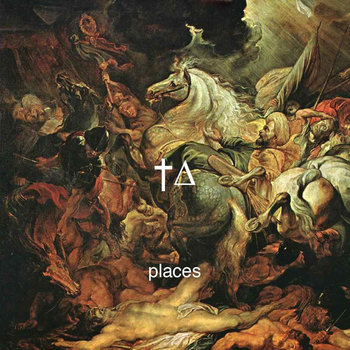 Places - EP cover art