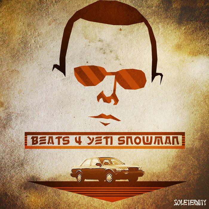 Beats 4 Yeti Snowman cover art