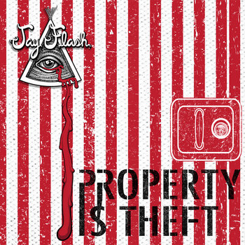 Property Is Theft EP cover art