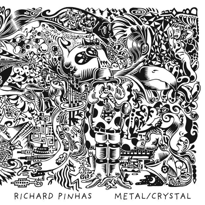 Metal/Crystal cover art