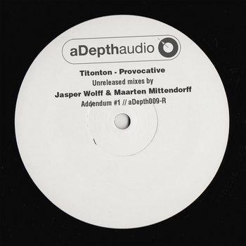 Provocative Unreleased Remixes By Jasper Wolff & Maarten Mittendorff cover art