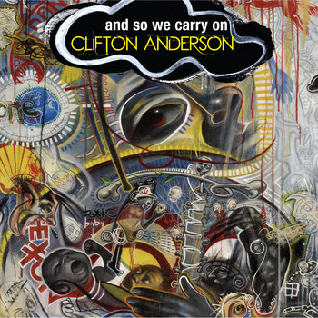and so we carry on cover art
