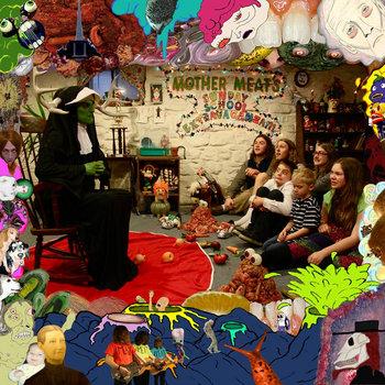 The Sunday School Extravaganza!!! cover art