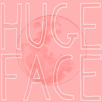 Huge Face cover art