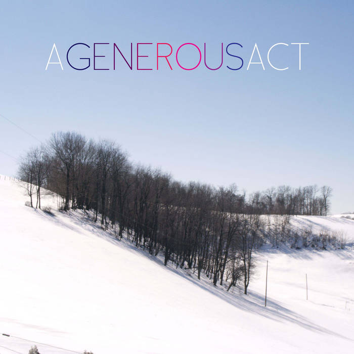 A Generous Act cover art