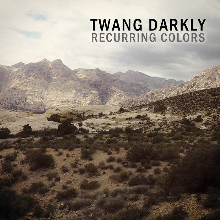 Recurring Colors cover art