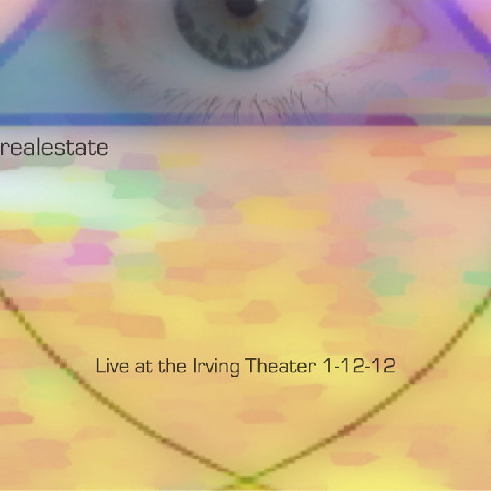 Surrealestate Live at the Irving cover art