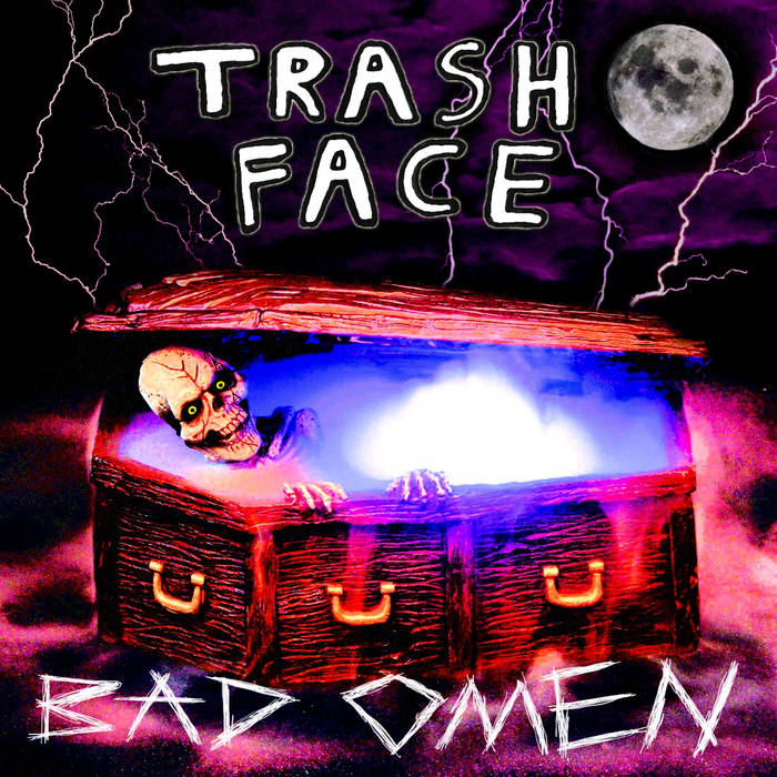 BAD OMEN cover art