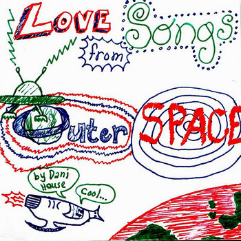 Love Songs from Outer Space cover art