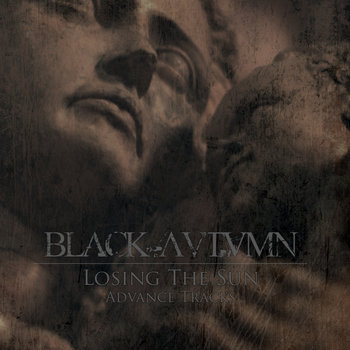 Losing The Sun (advance tracks) cover art