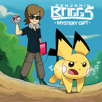 Mystery Gift: an Original Pokémon Tribute cover art
