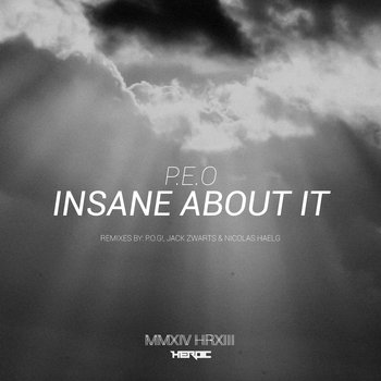 Insane About It EP cover art