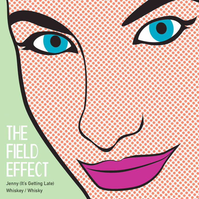 Jenny (It's Getting Late) - Cassette Single cover art
