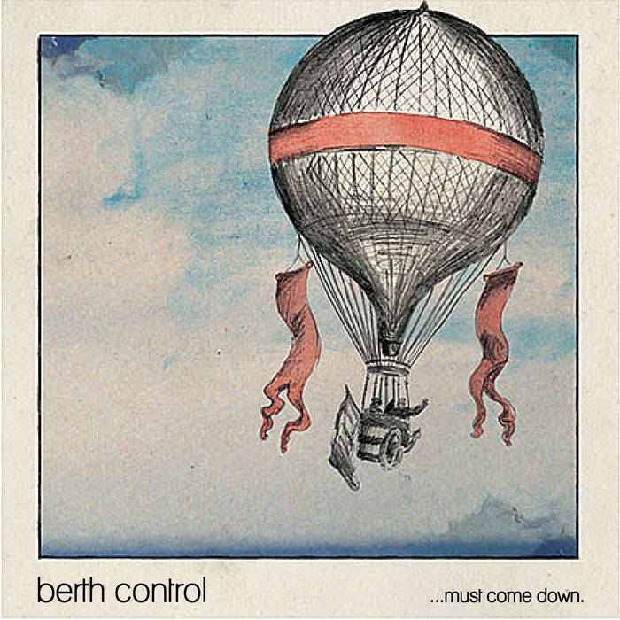 ...must come down. cover art