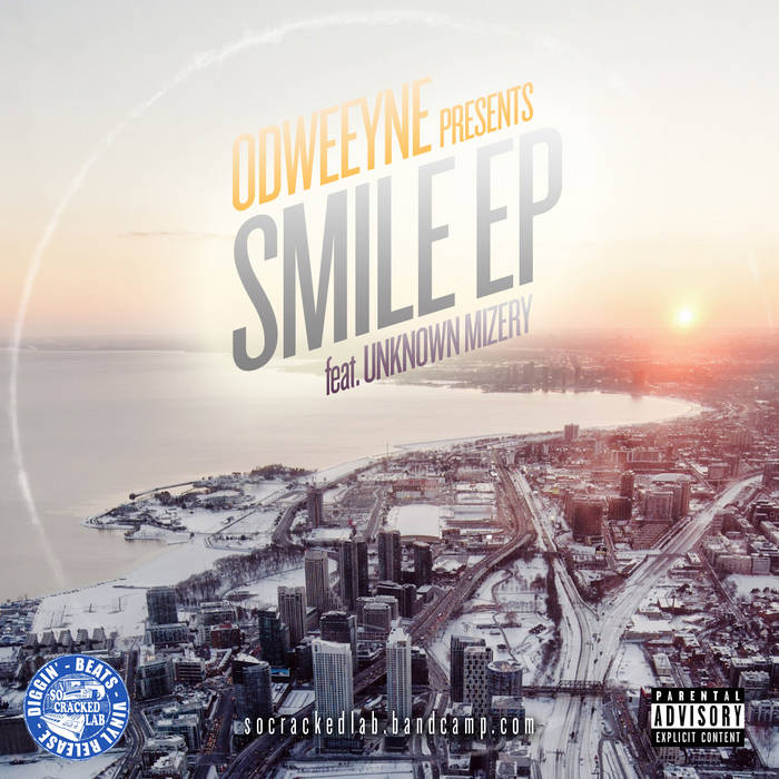 Smile EP (feat. Unknown Mizery) cover art