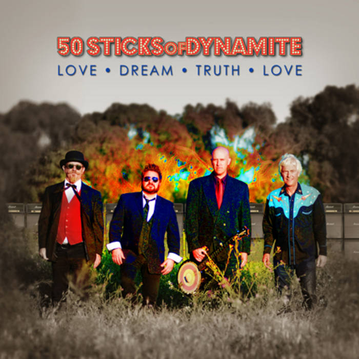 Love Dream Truth Love cover art