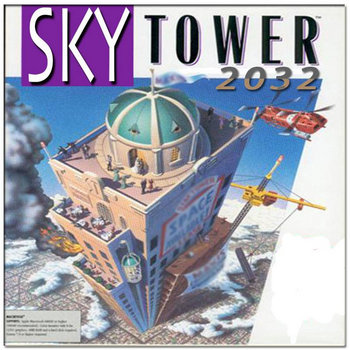 SkyTower 2032 cover art