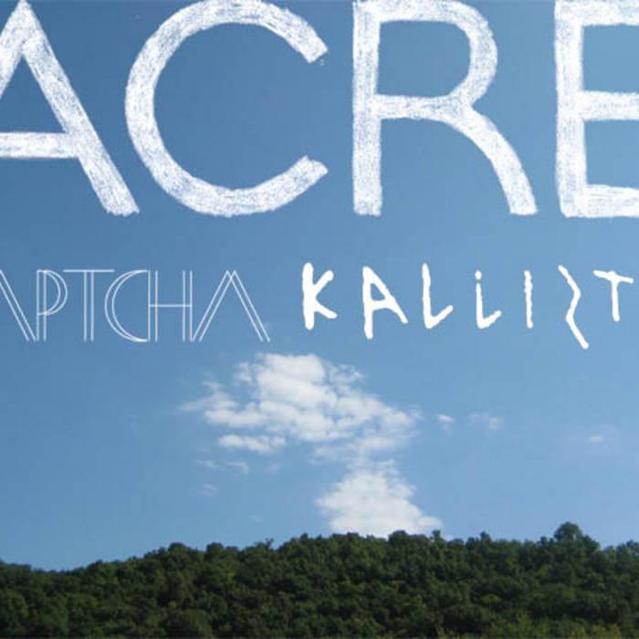 ACRE///CAPTCHA SOUND PROGRAM cover art