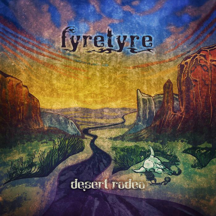 Desert Rodeo EP cover art