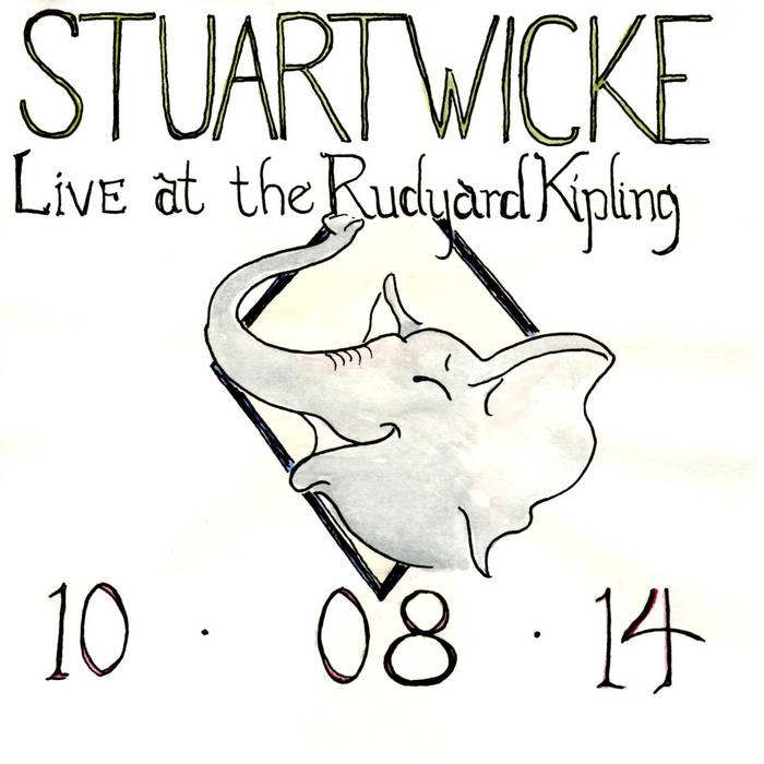 Live at the Rudyard Kipling EP cover art