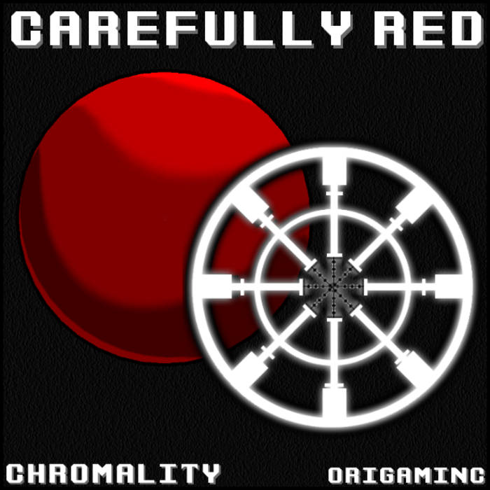 Carefully Red cover art