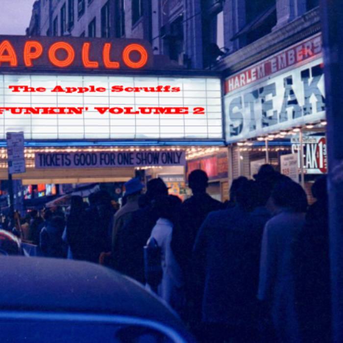 The Apple Scruffs - Funkin' Volume 2 cover art