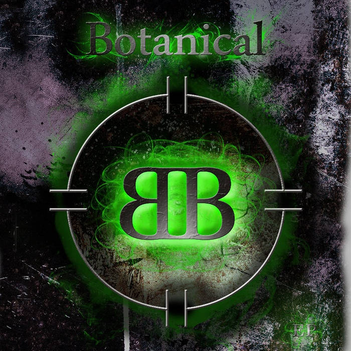 Botanical cover art