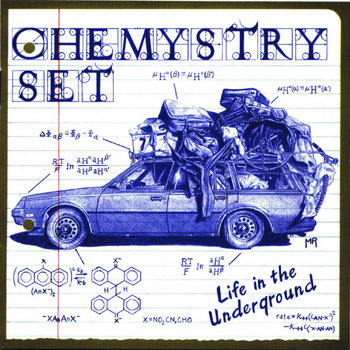 Life in the Underground cover art